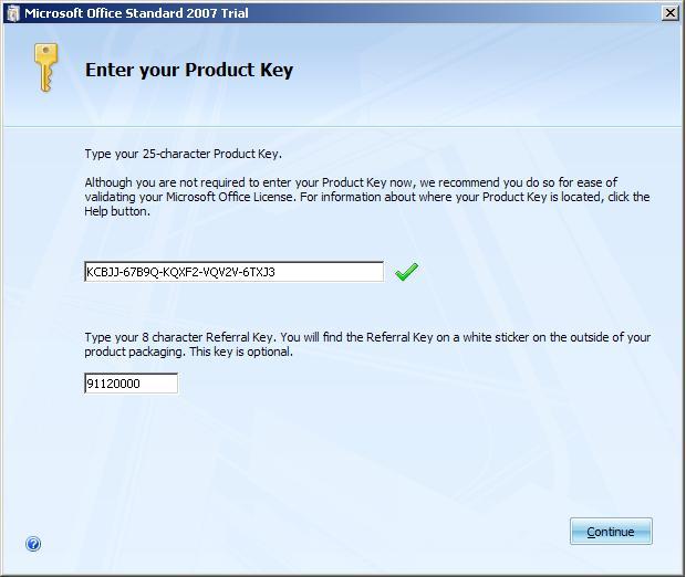 Microsoft Office Product Key Serial Key Free Working